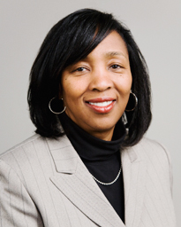 Lynette O'Neal, Assistant Provost and Director of the PrincipalÕs Scholars Program.